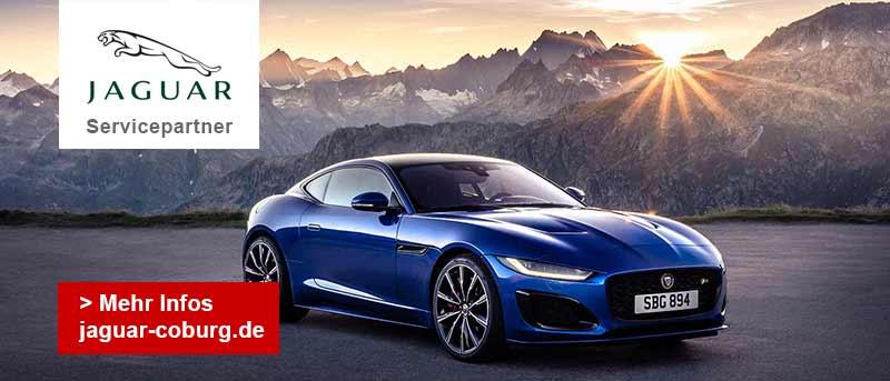 Autohaus Am Eichberg, Jaguar F-Type Teaserimage